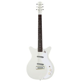 Danelectro / 59M n.o.s +(PLUS プラス) OUTA SIGHT WHITE ダンエレクトロ【お取り寄せ商品】