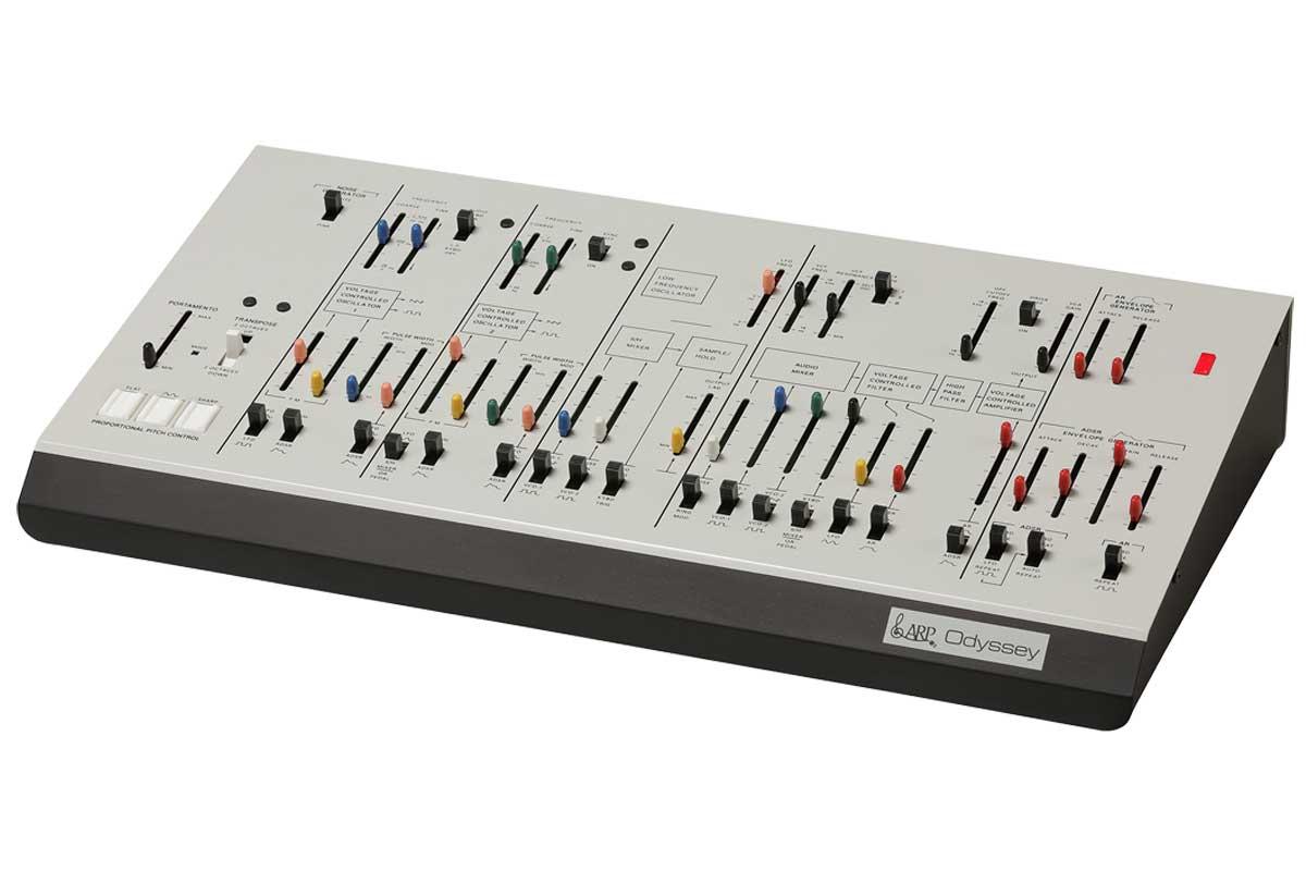 KORG コルグ / ARP ODYSSEY Module Rev1 (ARPODYSSEY-M-1) アナログ・シンセサイザー・モジュール【YRK】