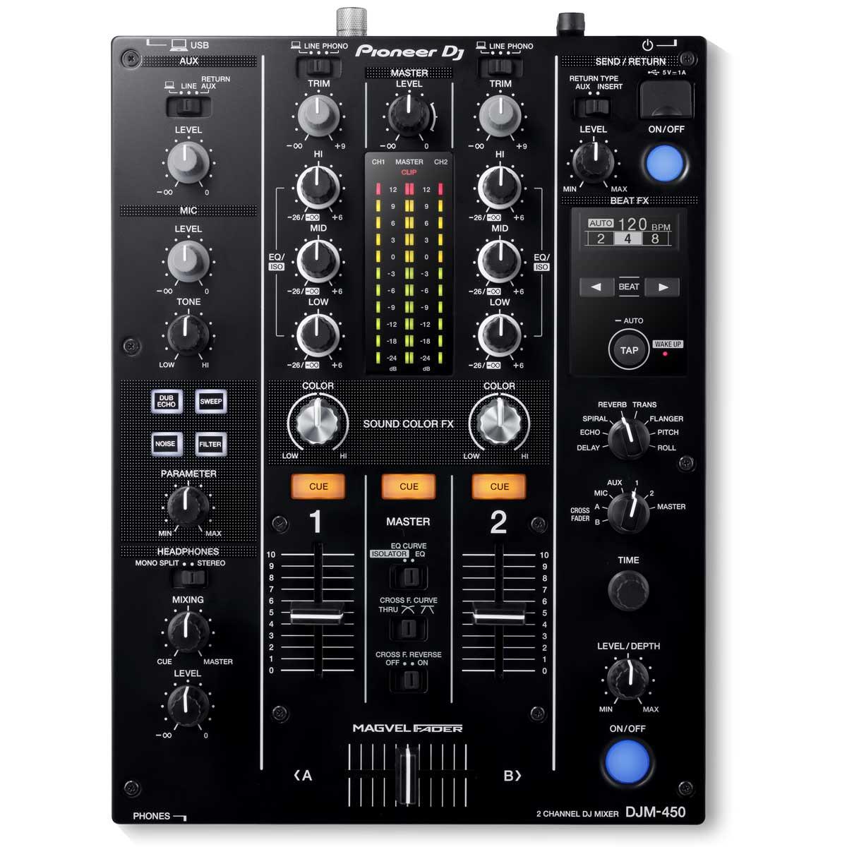 Pioneer DJ パイオニア / DJM-450 DJミキサー