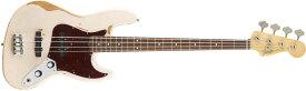【タイムセール:29日12時まで】Fender / Flea Jazz Bass Road Worn Faded Shell Pink【YRK】《Fender/AM2019CAMP》