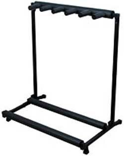 WARWICK / ROCKSTAND RS20881 Multiple Guitar Flat Pack Stand 5 5本立て 【★お取り寄せ】【YRK】