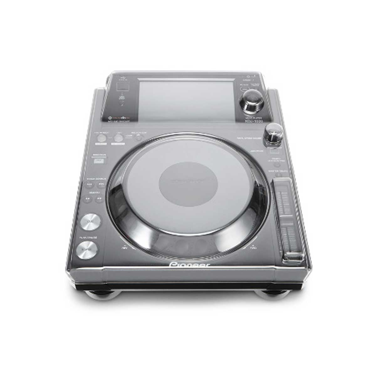 Decksaver デッキセーバー / DS-PC-XDJ1000 XDJ-1000用保護カバー【お取り寄せ商品】