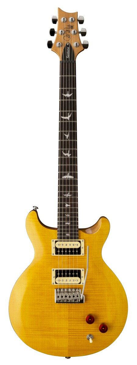 Paul Reed Smith (PRS) / SE Santana Yellow (SA) ポールリードスミス【2017 NEW MODEL】