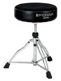 TAMA HT430BC タマ 1st Chair シリーズ ドラムスローン ラウンドライダー 3脚 クロストップ 丸座【WEBSHOP】