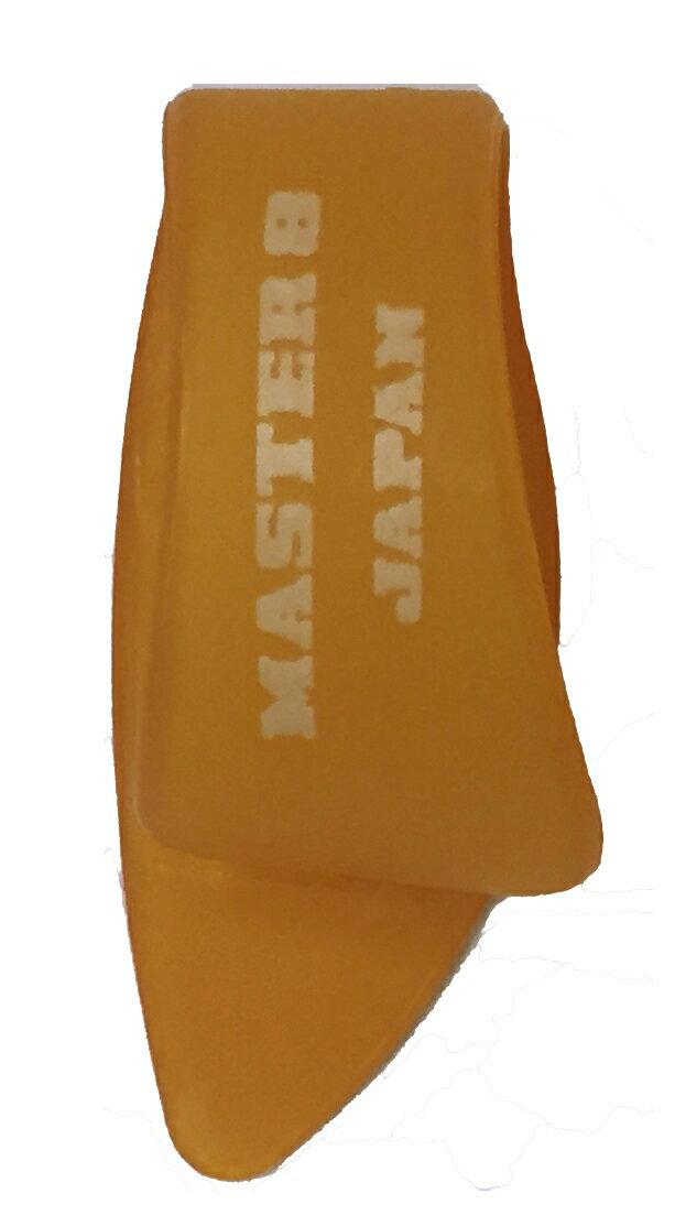 MASTER 8 / INFINIX Hard Polish Thumb Pick Medium IF-TPAS-M 1枚 サムピック マスターエイト