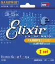 Elixir / NANOWEB with ANTI-RUST #12102 Medium 11-49 2set エレキギター弦 ナノウェブ エリクサー【★お取...
