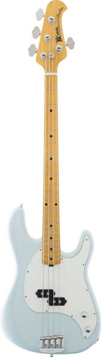 MUSICMAN / Cutlass Bass Diamond Blue Maple Fingerboard ミュージックマン《値下げしました!》