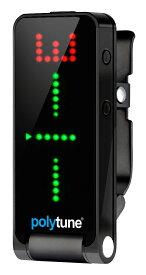 tc electronic / PolyTune Clip Black ポリチューンクリップ ブラック クリップチューナー tcエレクトロニック