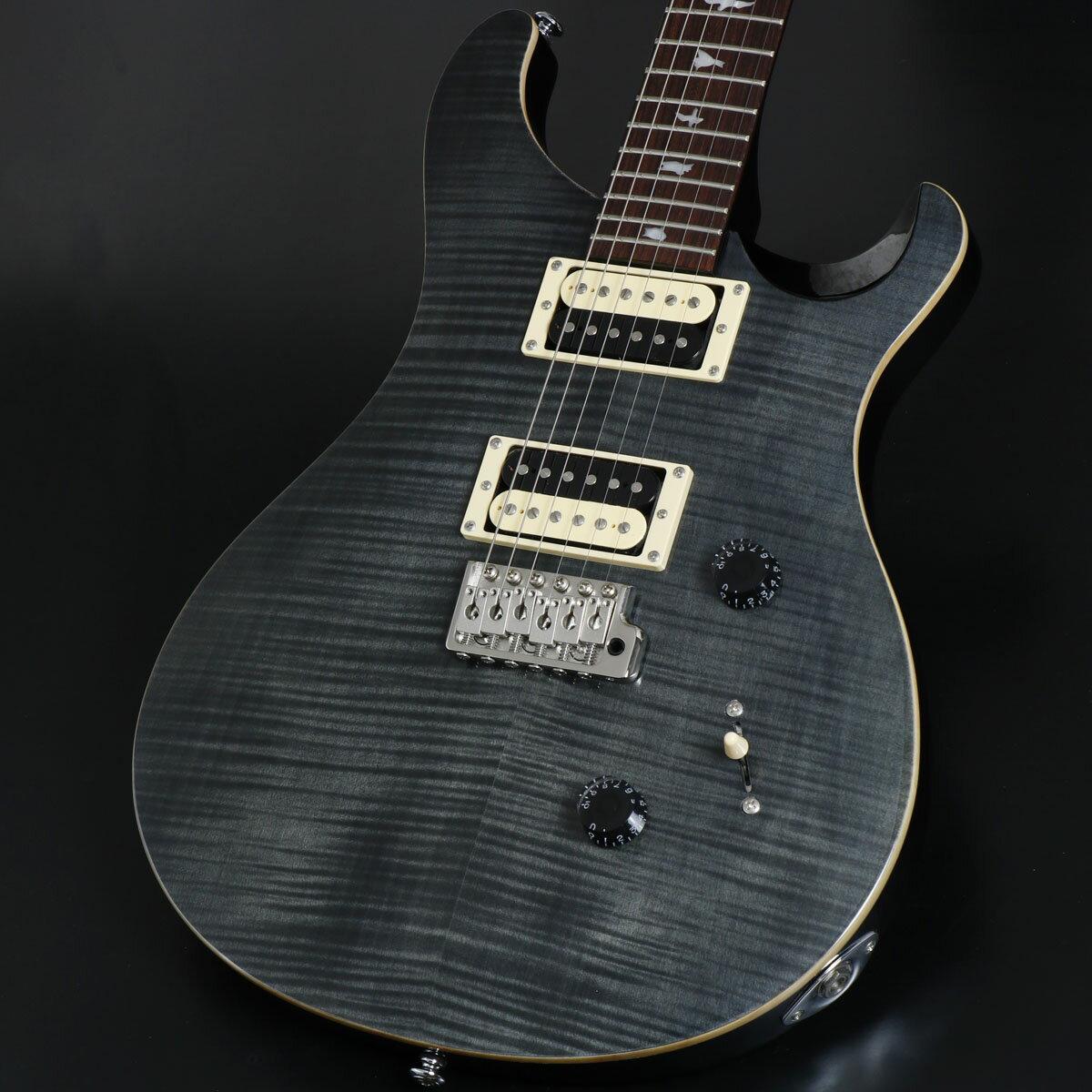 Paul Reed Smith (PRS) / SE Custom 24 Gray Black (GB) ポールリードスミス【2017 NEW MODEL】