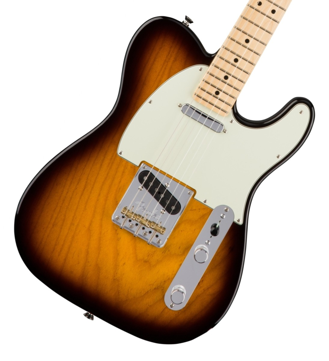 Fender USA / American Pro Telecaster 2-Color Sunburst Maple フェンダー《ランチボックス特典! /+681448600》【YRK】