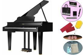 Roland ローランド / GP607 PES 黒塗鏡面塗装仕上げ 電子ピアノ【全国組立設置無料】【代引き不可】【YRK】【お手入れセットプレゼント:set78333】《レッスンバッグセットプレゼント:411138700》《納期/12月下旬以降》