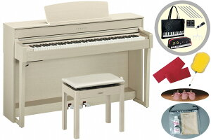 YAMAHAヤマハ/CLP-645WAホワイトアッシュ調仕上げClavinovaクラビノーバ(CLP645)電子ピアノ【代引き不可】【全国組立設置無料】