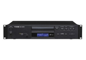 TASCAMタスカム/CD-200業務用CDプレーヤー