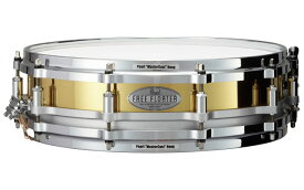 Pearl スネアドラム FBN1435/C (14x3.5/1mm Brass)