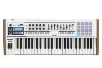 Arturia艺术后部/KEYLAB 49 49钥匙MIDI键盘