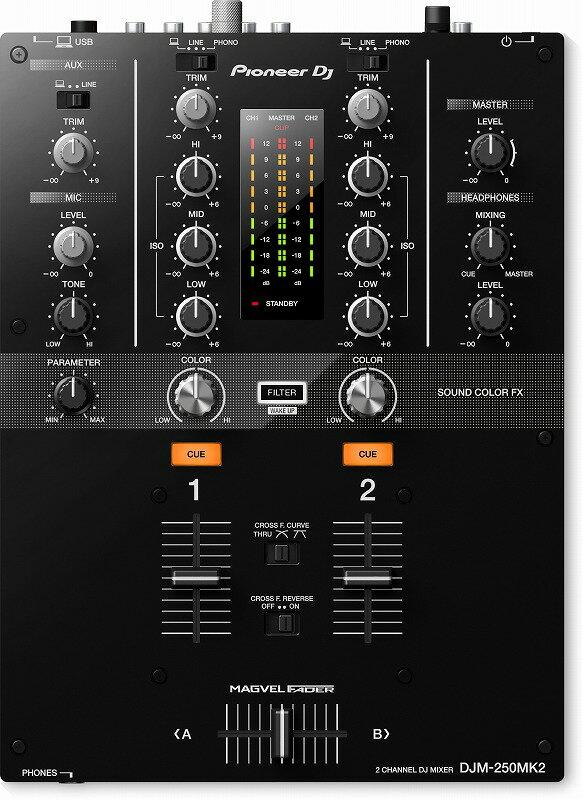 Pioneer DJ パイオニア / DJM-250 MK2 DJミキサー