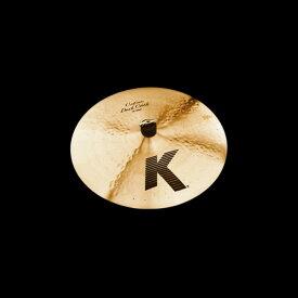 Zildjian K.Custom Dark Crash 16インチ (40cm)【YRK】【お取り寄せ商品】