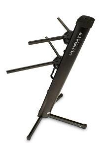 ULTIMATE アルティメイト / APEX AX-48Pro ブラック キーボードスタンド【YRK】【お取り寄せ商品】