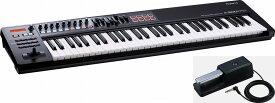 Roland ローランド / A-800PRO-R MIDIキーボード【DP-10ペダルセット!】【YRK】