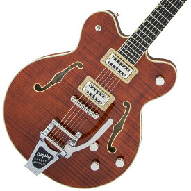 Gretsch / Players Edition G6609TFM Broadkaster Center Block Double-Cut Bourbon Stain グレッチ