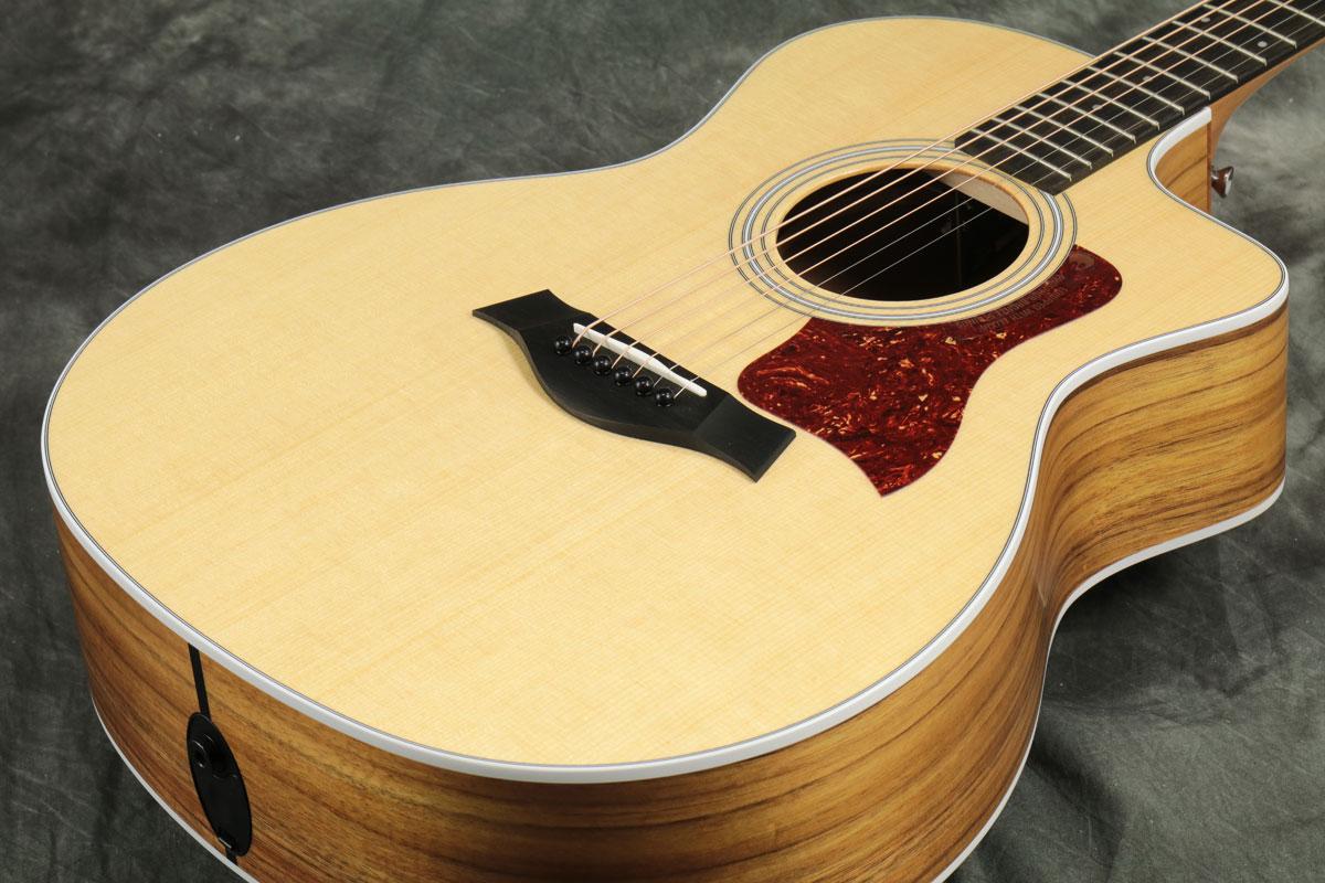 Taylor / 214ce-Koa ES2 NAT (Natural) テイラー アコースティックギター エレアコ 214-CE 【国内正規品/お取り寄せ商品】