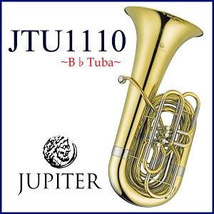JUPITER / JTU-1110 ジュピター Tuba JTU1110 チューバ ピストン ラッカー仕上げ B♭ 【お取り寄せ】