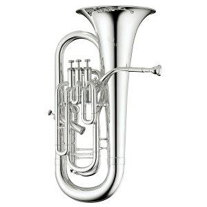 JUPITER / JEP-1020S ジュピター Euphonium ユーフォニアム シルバーメッキ仕上げ B♭ 4本ピストン 《お取り寄せ》