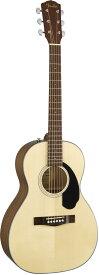 (在庫有り) FENDER Acoustic / CP-60S Parlor Walnut Fingerboard Natural 【パーラーギター】 フェンダー アコースティックギター フォークギター アコギ CP60S 【YRK】【新品特価】