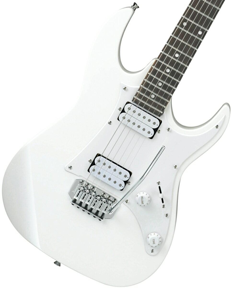 【タイムセール:31日12時まで】Ibanez / GIO Ibanez GRX20 White (WH) アイバニーズ 【海外モデル独占販売】
