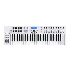 Arturia アートリア / KeyLab Essential 49 49鍵MIDIキーボード【YRK】【お取り寄せ商品】《納期未定》