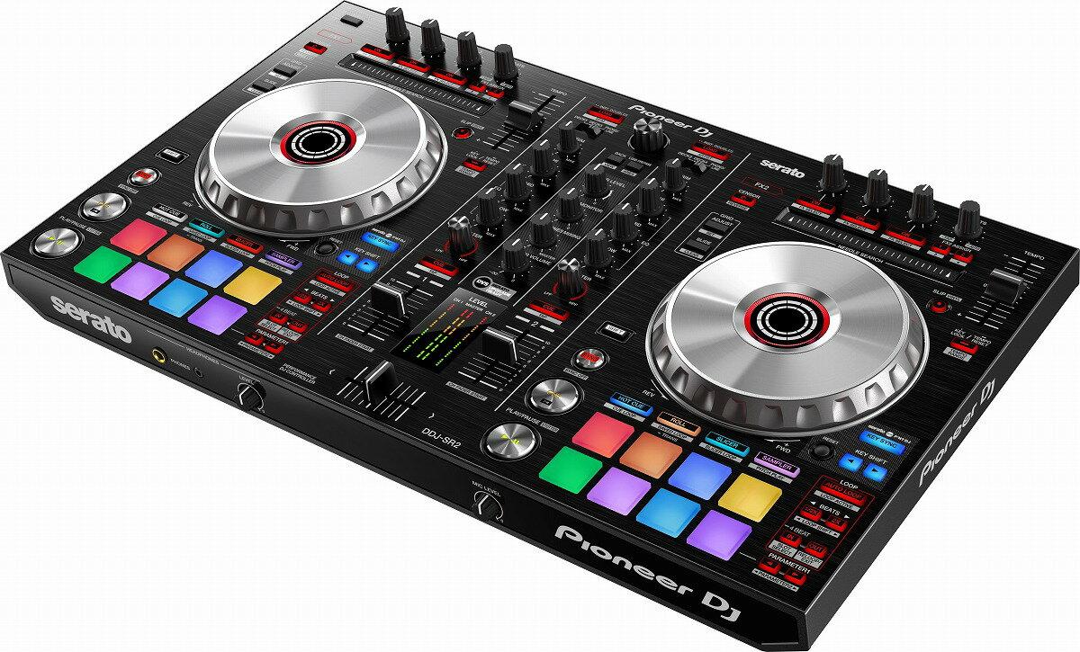 PIONEER パイオニア / DDJ-SR2 DJコントローラー【お取り寄せ商品】