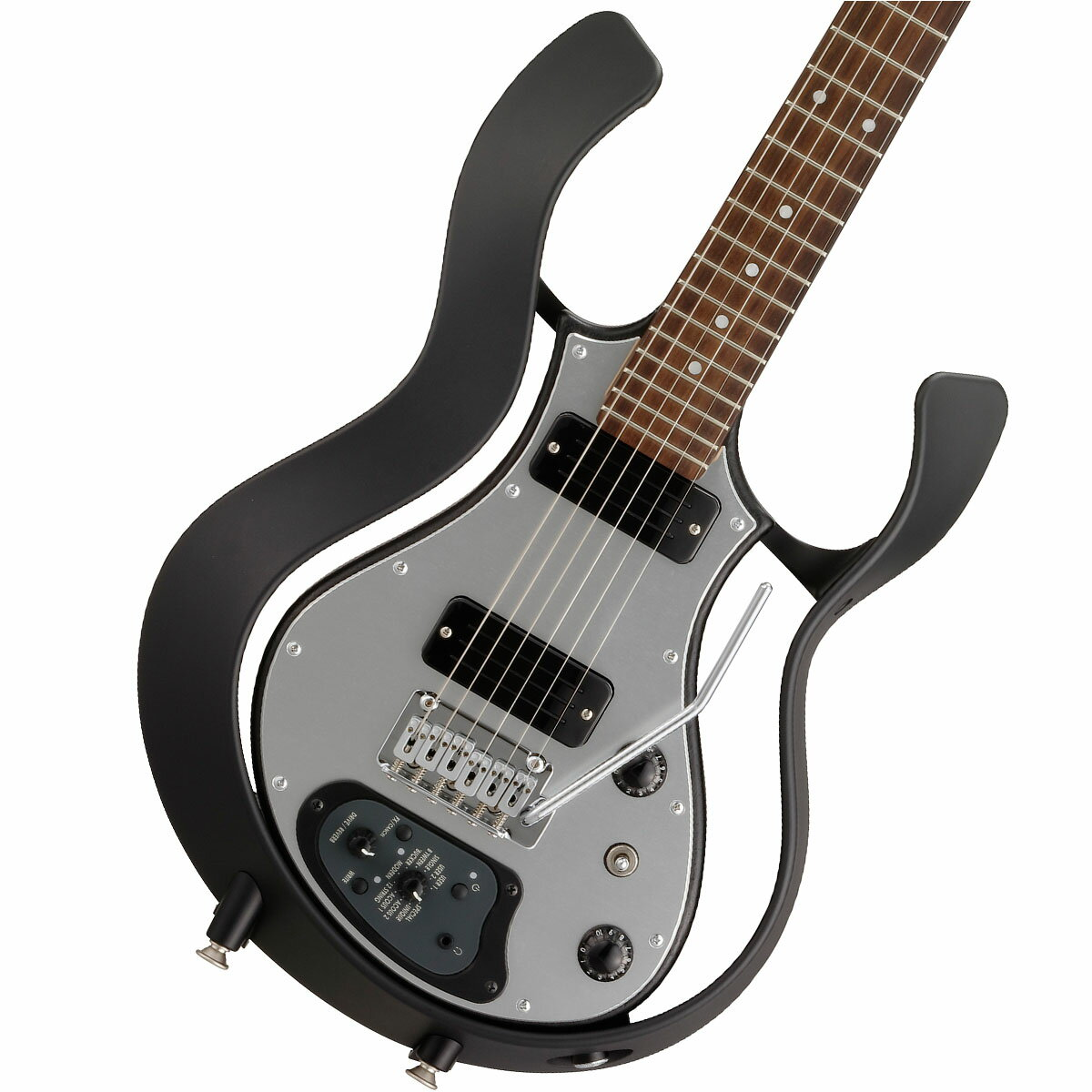 VOX / Modeling Electric Guitar Starstream Type 1-24 Black Frame with Black Body Metal Top (VSS-1-24BKBK-M)