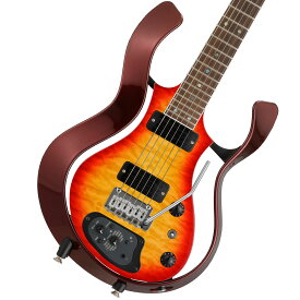 VOX / Modeling Electric Guitar Starstream Type 1-24 Metallic Wine Red Frame with Cherry Burst/Qulted Maple Top (VSS-1-24MWRCB-Q)
