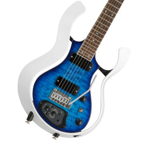 VOX / Modeling Electric Guitar Starstream Type 1-24 Metallic White Frame with Trans Blue/Qulted Maple Top (VSS-1-24MWTL-Q)