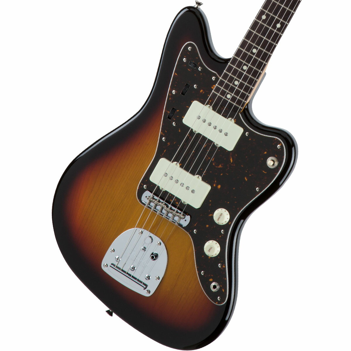 Fender / Made in Japan Traditional 60s Jazzmaster Rosewood Fingerboard 3-Color Sunburst 《カスタムショップのお手入れ用品を進呈/+671038200》