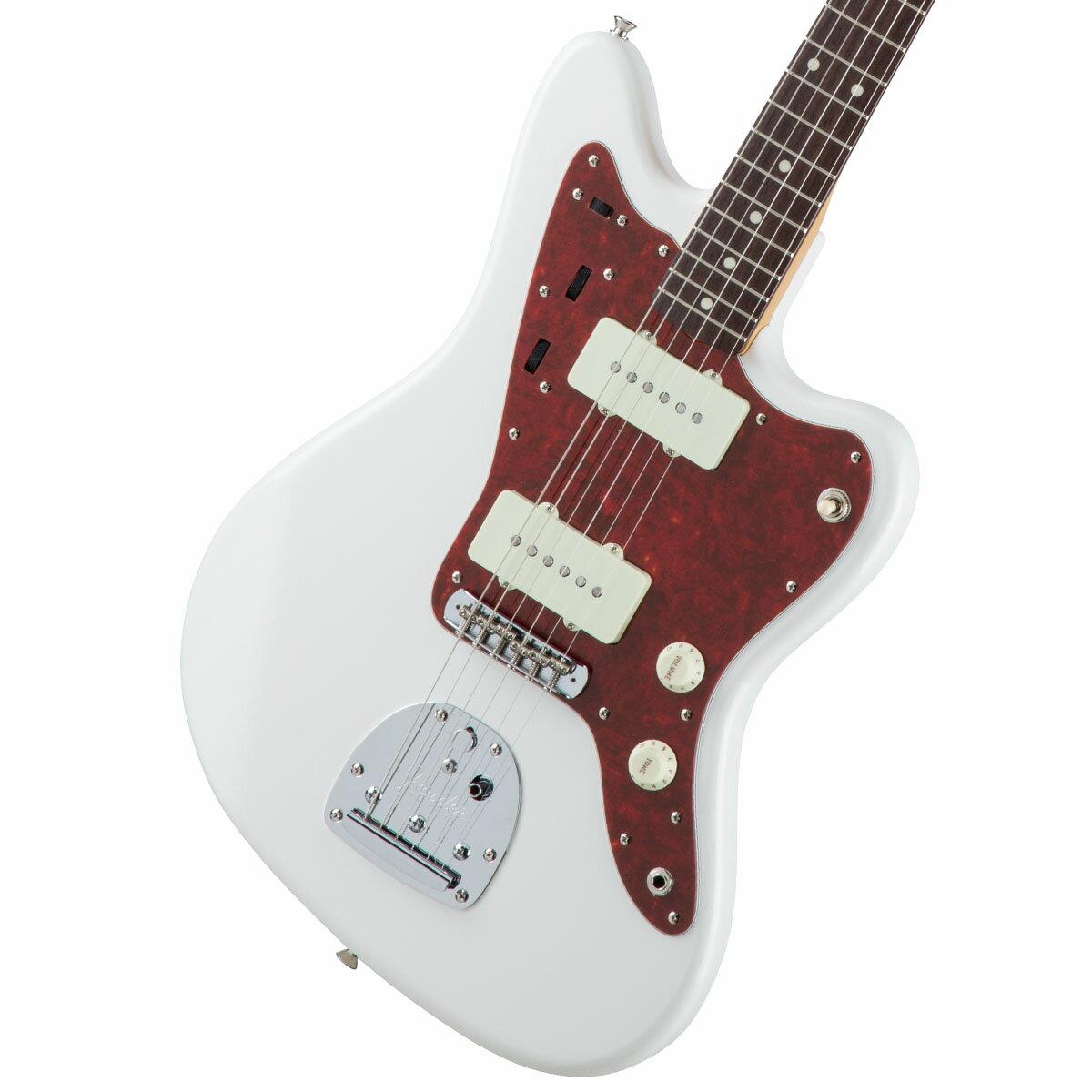 Fender / Made in Japan Traditional 60s Jazzmaster Rosewood Fingerboard Arctic White 《カスタムショップのお手入れ用品を進呈/+671038200》【YRK】