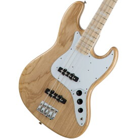 【タイムセール:18日12時まで】Fender / Made in Japan Traditional 70s Jazz Bass Maple Fingerboard Natural【YRK】