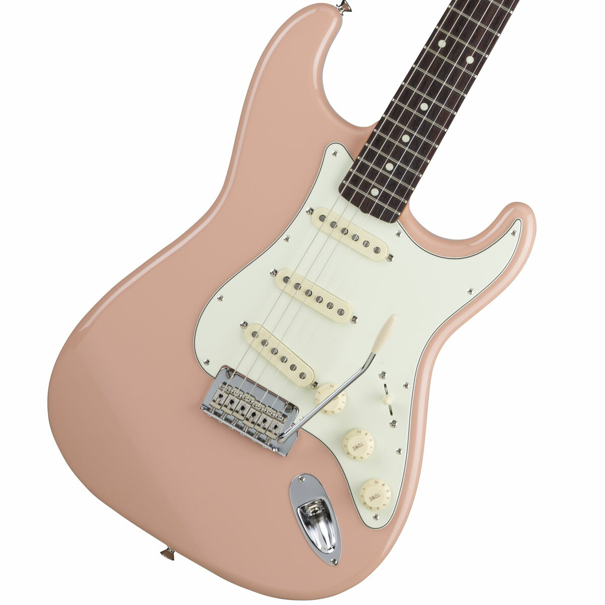 Fender / Made in Japan Hybrid 60s Stratocaster Flamingo Pink 《カスタムショップのお手入れ用品を進呈/+671038200》