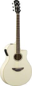 YAMAHA / APX600 VW (Vintage White) ヤマハ アコースティックギター エレアコ APX-600VW 《ソフトケース付属/+811022800》【YRK】