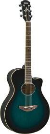 YAMAHA / APX600 OBB (Oriental Blue Burst) ヤマハ アコースティックギター エレアコ APX-600OBB《ソフトケース付属/+811175900》【YRK】