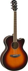 【在庫有り】 YAMAHA / CPX600 OVS (Old Violin Sunburst) 《メンテナンスツールプレゼント/+2308111820004》 ヤマハ アコースティックギター エレアコ アコギ CPX-600OVS 《ソフトケース付属/+2308111771009》【YRK】