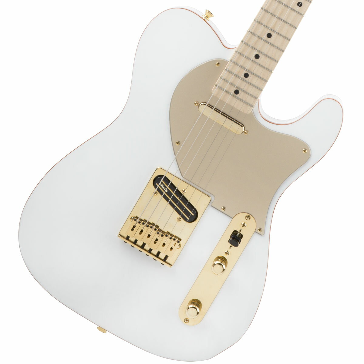 Fender / HARUNA TELECASTER Arctic White 《予約注文/納期未定》《カスタムショップのお手入れ用品を進呈/+671038200》【YRK】