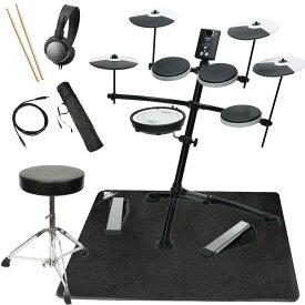 Roland ローランド 電子ドラム TD-1KV 3シンバル オリジナルスターターパック ドラムマット一括セット【YRK】