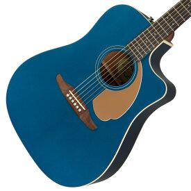 【タイムセール:1日12時まで】【在庫有り】 FENDER / REDONDO PLAYER BELMONT BLUE (BLBW) 【CALIFORNIA SERIES】 フェンダー アコースティックギター アコギ エレアコ 【YRK】