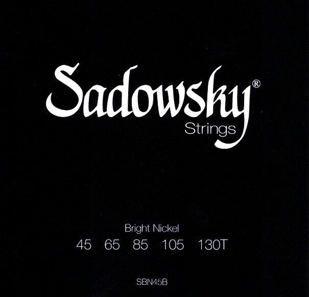 Sadowsky SBN45B BLACK 5弦ベース用弦