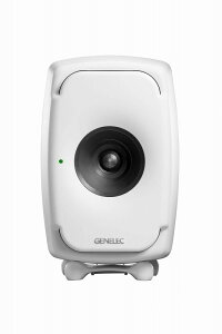 GENELEC ジェネレック / 8331AW (ホワイト) スタジオ・モニター (1本)【お取り寄せ商品】《予約注文/納期別途ご案内》【PNG】