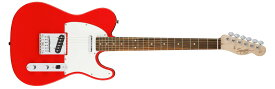 Squier by Fender / Affinity Telecaster Race Red Indian Laurel