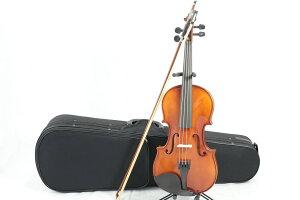 Carlo giordano / VS-1 バイオリンセット 1/2 【バイオリンアウトフィット】 Violin Set カルロジョルダーノ 入門 初心者 ヴァイオリン【お取り寄せ商品】