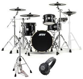 ATV / aDrums artist Standard Set ADA-STDSET 3シンバルセット HHスタンドとヘッドホンM40x付き《予約注文/納期10月下旬〜11月上旬予定》