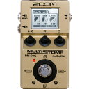 ZOOM / MS-50G-I MultiStomp Guitar Pedal Gold Limited 【限定生産モデル】【在庫有り】